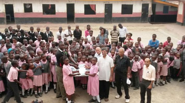 school feed - kenya