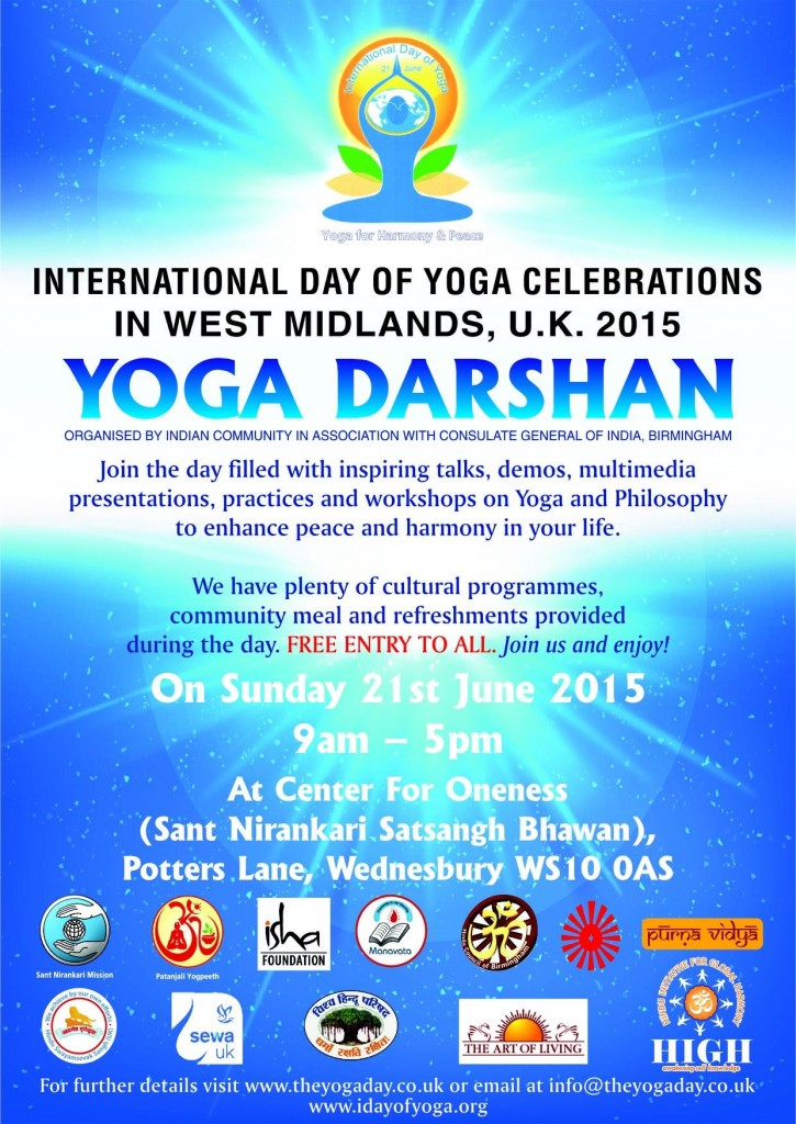 yoga midlands